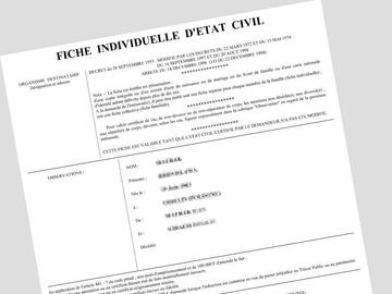 Demande d 39 actes d 39 tat civil mairie en direct votre - Mairie de guilherand granges etat civil ...