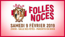 Comédie Spectacle Folles Noces